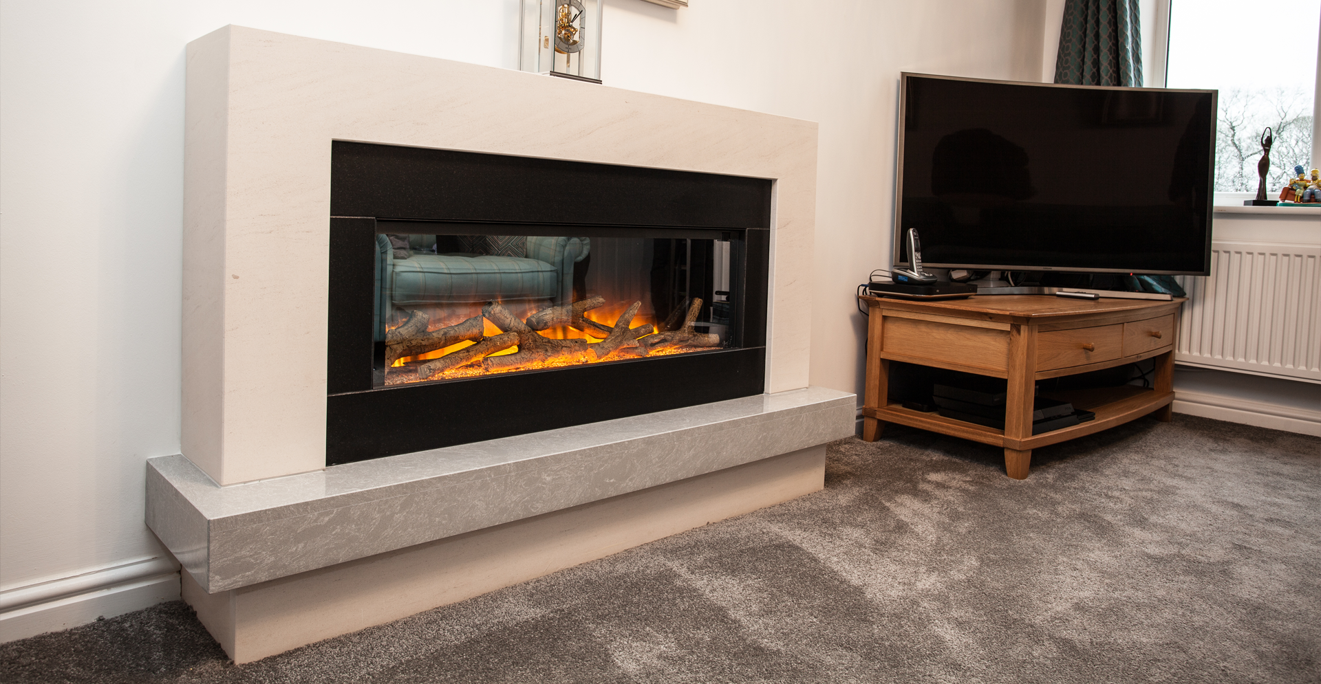 home leyland fireplaces