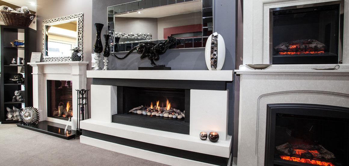 Modern Fireplaces in Wrightington
