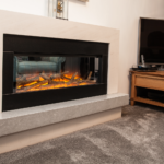 Glass Fronted Gas Fires in Darwen