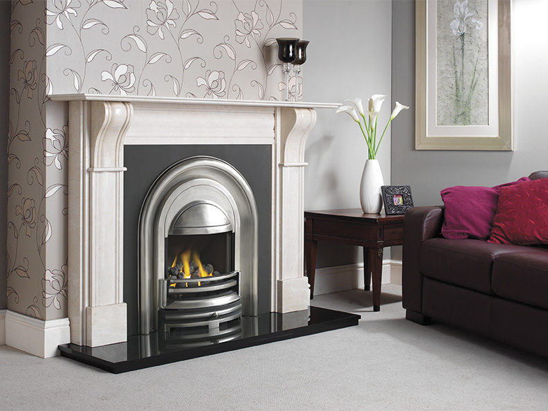 Stone Fireplaces in Parbold